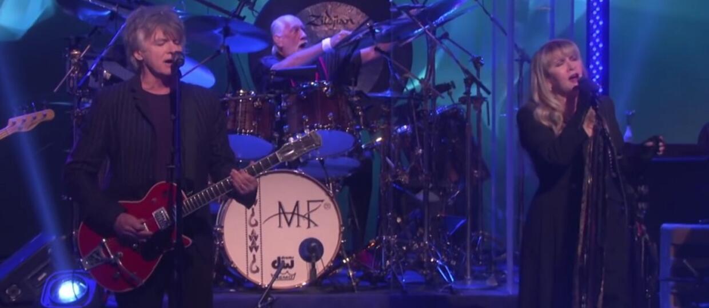 Fleetwood Mac zagrał w nowym składzie