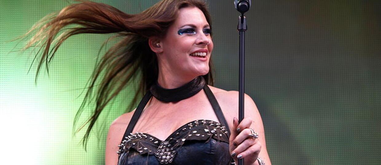 Floor Jansen: W Nightwish mogę być w 100% sobą