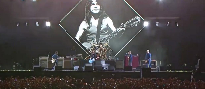 Foo Fighters i Guns N' Roses w muzycznym hołdzie dla Malcolma Younga