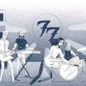 """Foo Fighters prezentuje nowy utwór i animowany zwiastun płyty """"Concrete And Gold"""""""