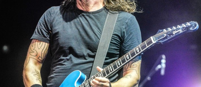 Foo Fighters wejdzie do studia w 2017