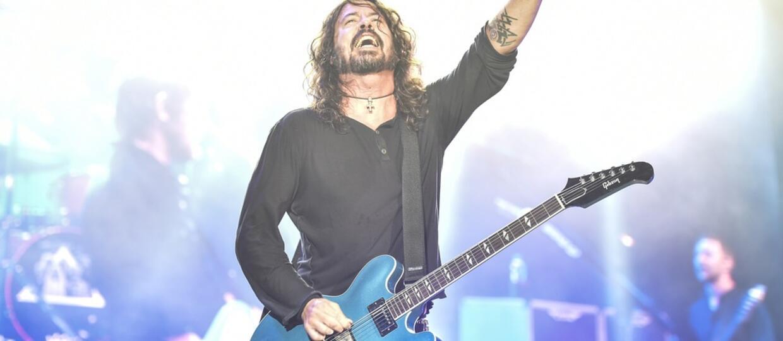 Foo Fighters zmieni nazwę na... The Holy Shits