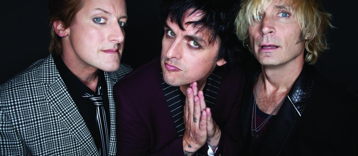Frontman Green Day gościnnie u...
