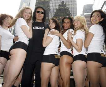 Gene Simmons z Kiss oskarżony o napastowanie seksualne