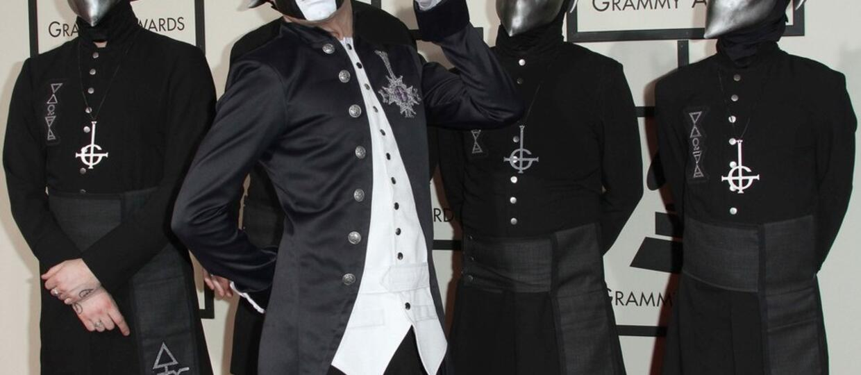 Ghost: Dzięki Grammy koszmar stał się marzeniem