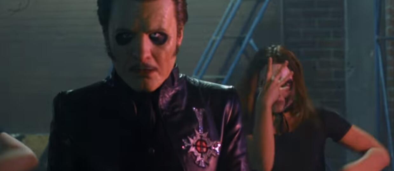 """Ghost pod przywództwem Cardinala Copii zaprezentował nowy singiel """"Rats"""""""