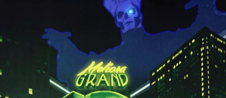 """Ghost straszy w kinie w klipie do """"Square Hammer"""""""