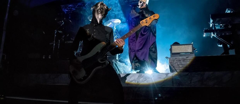 """Ghost wyda koncertówkę """"Ceremony And Devotion"""""""