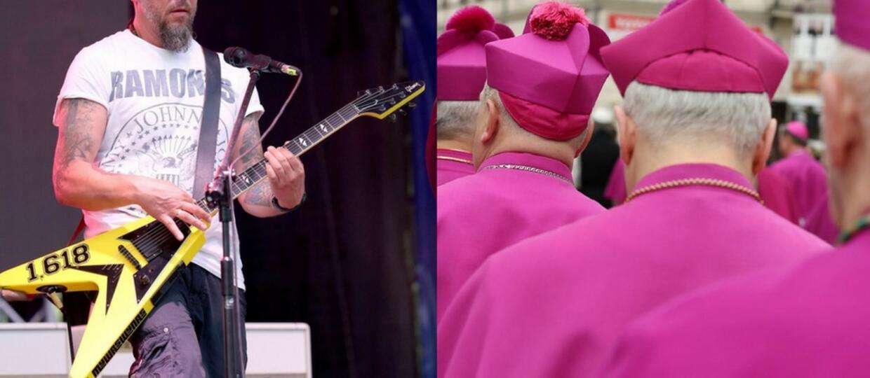 Gitary elektryczne i perkusja zakazane w polskich kościołach