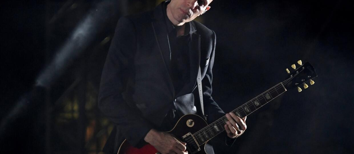 Billy Howerdel z A Perfect Circle
