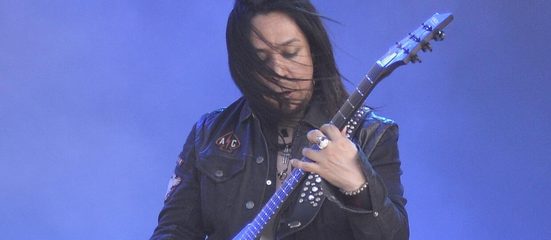 Gitarzysta metalowej grupy Ministry oskarżony o seks z nieletnimi
