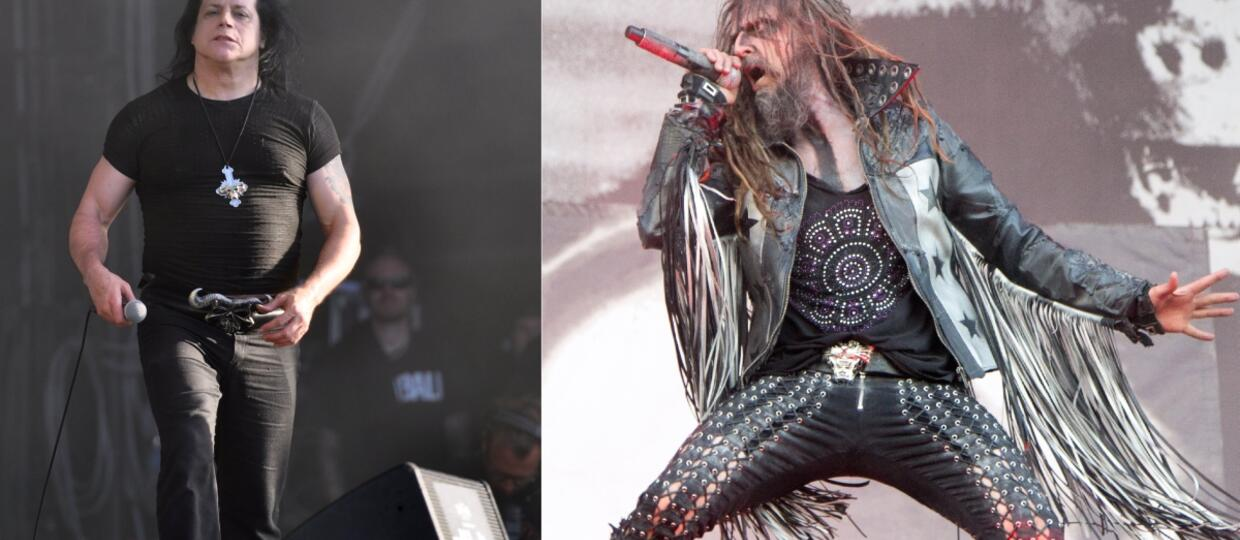 Glenn Danzig i Rob Zombie zagrali utwory Misfits