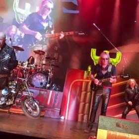 Glenn Tipton dołączył na scenie do Judas Priest