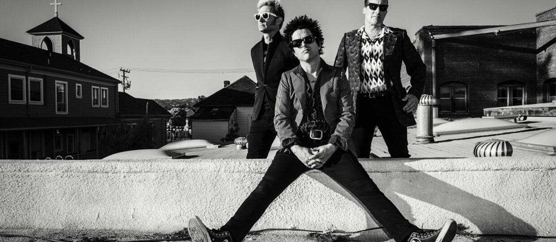 "Green Day udostępnił singiel ""Bang Bang"""