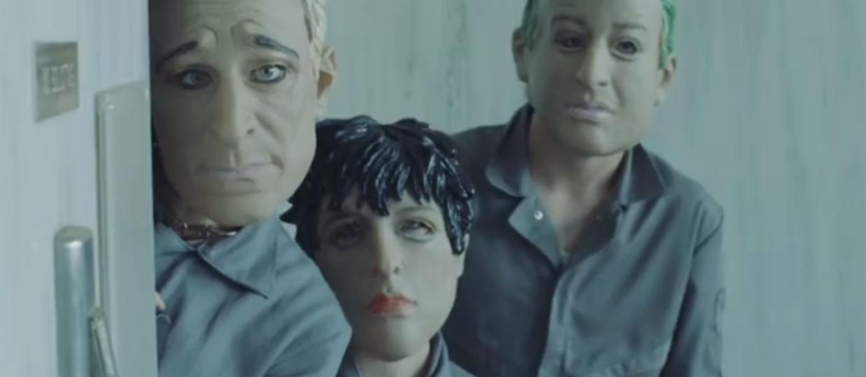 Green Day wrobiony w napad na bank w nowym klipie