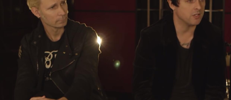 Green Day wyprodukuje film dokumentalny o punk rocku