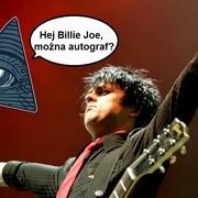 Green Day zapowiada nową składankę jako ulubiony zespół Boga