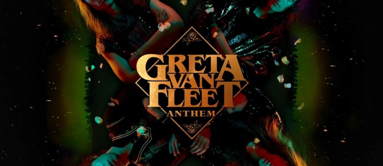 Greta Van Fleet z singlem Anthem