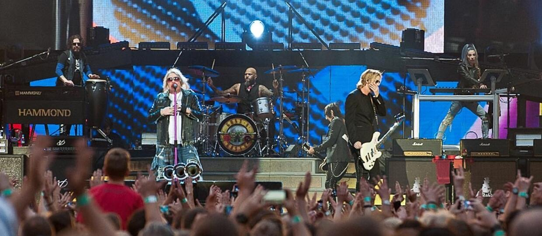 Guns N' Roses kończy karierę? Partnerka Slasha skomentowała sprawę