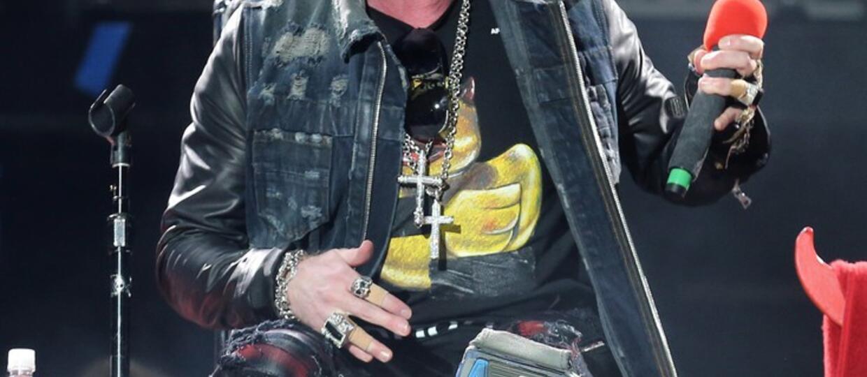 Guns N' Roses pracuje nad nową płytą?
