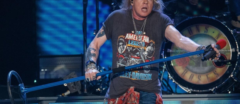 """Guns N' Roses wśród najbogatszych celebrytów na liście """"Forbesa"""""""