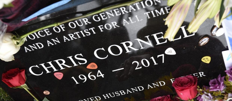 Gwiazdy muzyki i filmu na pogrzebie Chrisa Cornella