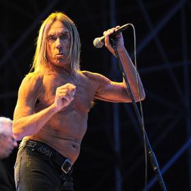 Iggy Pop kawa