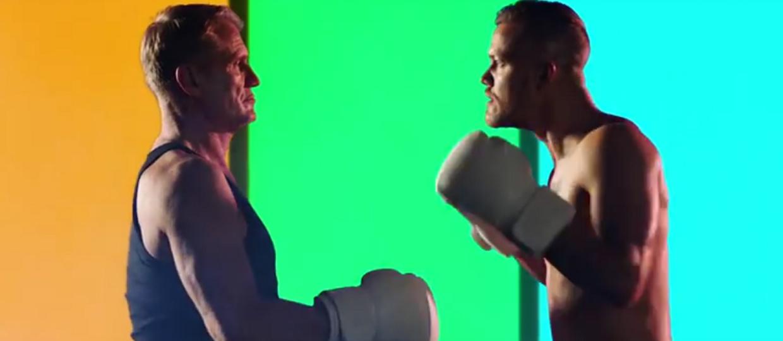 Imagine Dragons boksuje się z Dolphem Lundgrenem w nowym klipie