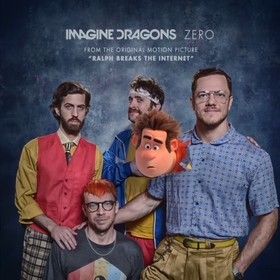 Imagine Dragons z piosenką do filmu Ralph Demolka