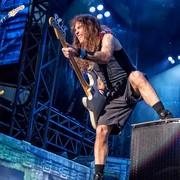Iron Maiden nigdy nie weźmie pieniędzy od supportu
