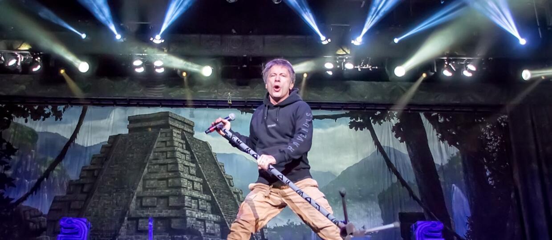 Iron Maiden pozywa internetowych oszustów