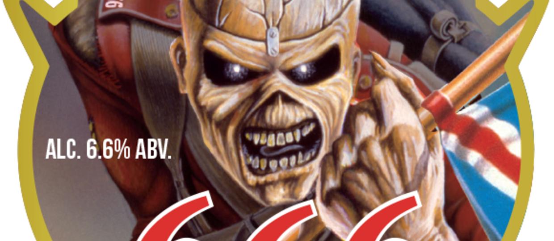 Iron Maiden z nowym piwem Trooper 666