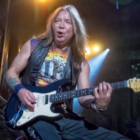 Iron Maiden został oskarżony przez byłego wokalistę o kradzież tekstów