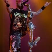 Ivan Moody ponownie odszedł z Five Finger Death Punch