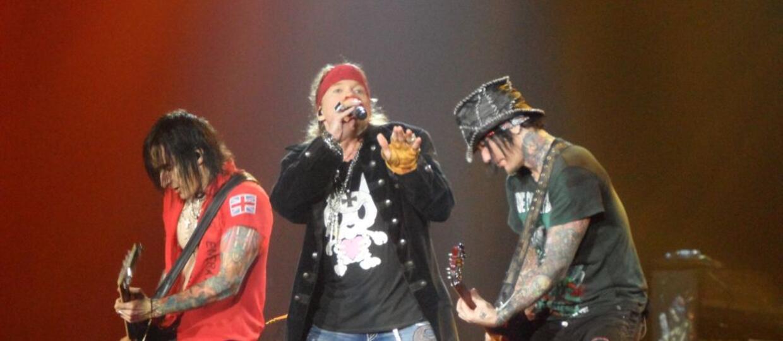Izzy Stradlin nie wróci do Guns N' Roses