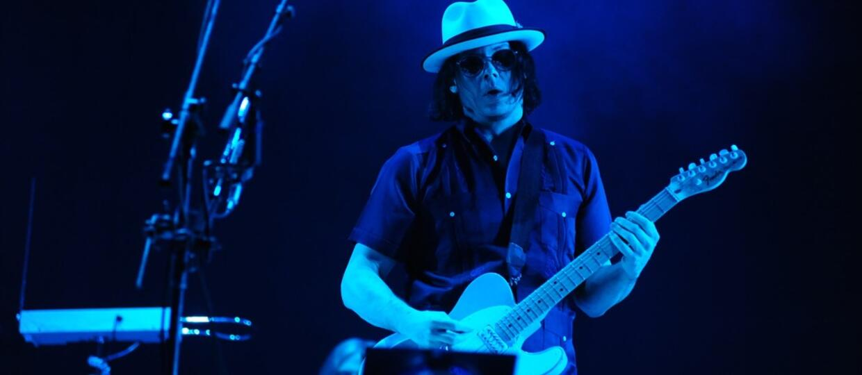 Jack White: Rap to nowy punk rock