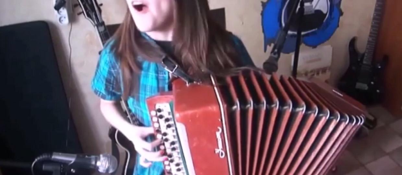 Jak brzmi Iron Maiden na akordeonie?