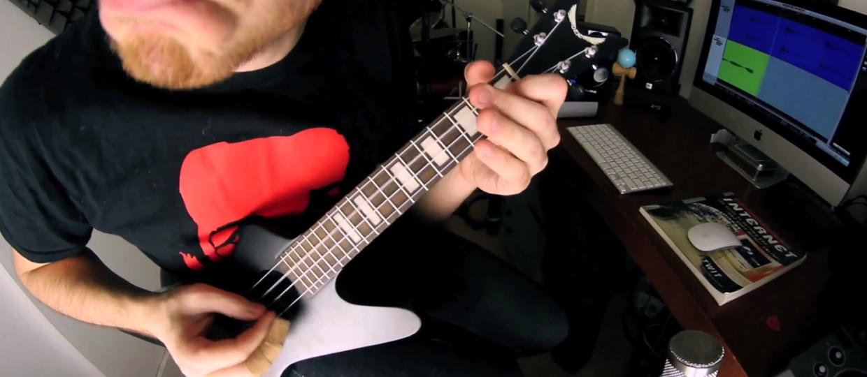 Jak brzmi Pantera zagrana na ukulele Dimebaga?