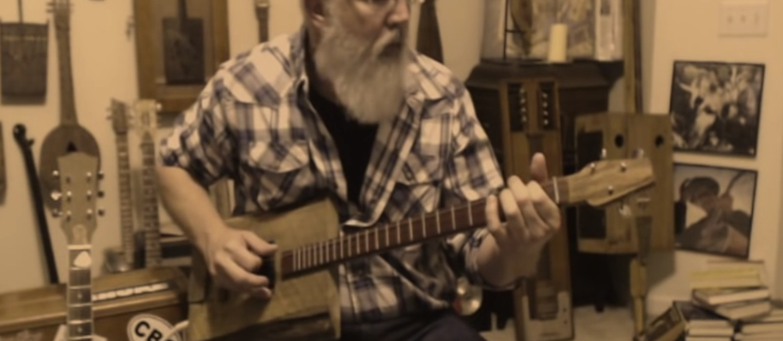 """Jak brzmi """"Stairway To Heaven"""" na 3-strunowej gitarze?"""