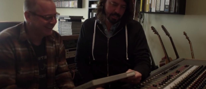 Jak Dave Grohl zareagował na swój pierwszy utwór?