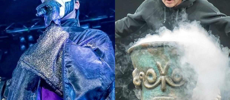 Jak Iron Maiden zainspirował Ghost?