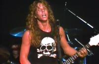 """Jak Metallica wykonywała """"Whiplash"""" w 1983 roku?"""