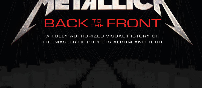 "Jak wygląda książka Metalliki o ""Master of Puppets""?"
