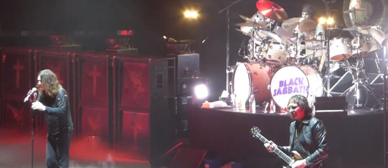 Jak wyglądał ostatni koncert Black Sabbath w Madison Square Garden?