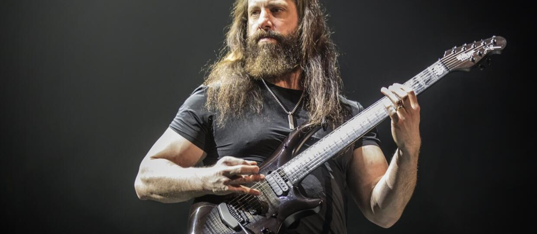 Jaki jest ulubiony gitarowy akord Johna Petrucciego?