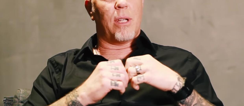 """Jaki jest ulubiony utwór Jamesa Hetfielda z """"Hardwired... To Self-Destruct""""?"""