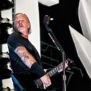 James Hetfield Metallica chwali się imponującą kolekcją samochodów
