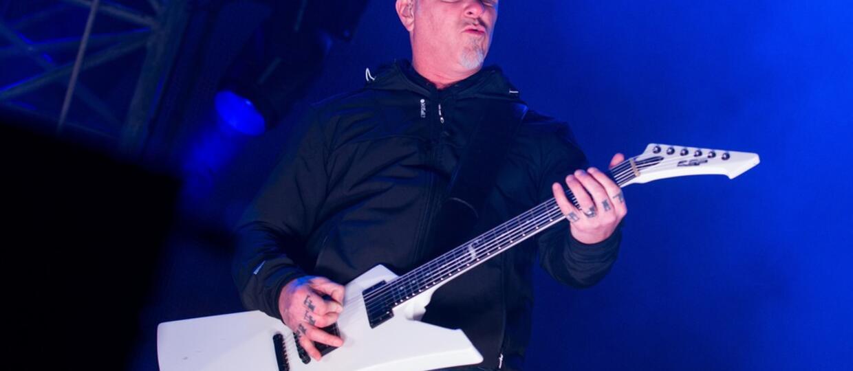James Hetfield dołączył na scenie do Corrosion of Conformity
