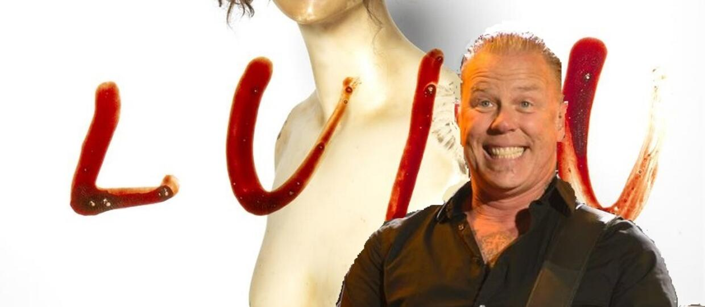 """James Hetfield: Jestem dumny z """"Lulu"""""""