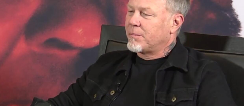 James Hetfield: Metallica wciąż nie nagrała swojego najlepszego albumu